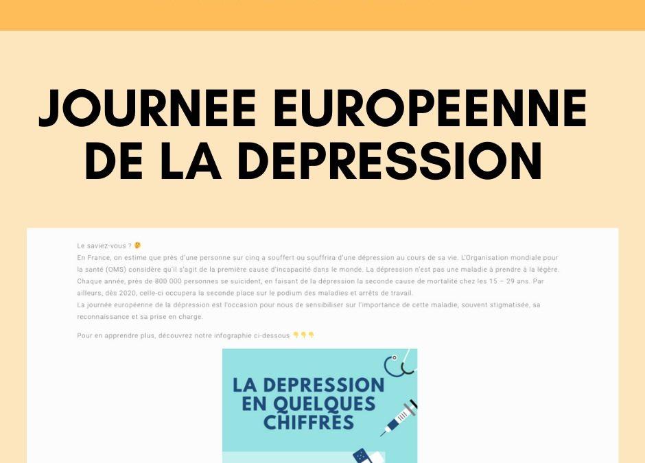 la dépression en quelques chiffres
